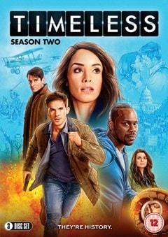 Timeless: Season 2 - 1