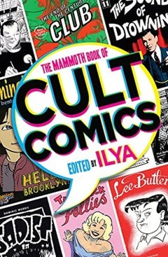 The Mammoth Book of Cult Comics - 1