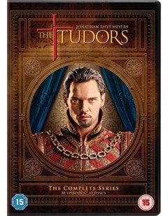 The Tudors: The Complete Series - 1