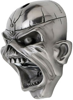 Iron Maiden: Eddie Trooper Wall Mounted Bottle Opener in Gun Metal - 2