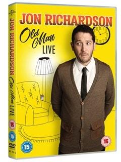 Jon Richardson: Old Man - Live - 2