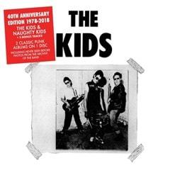 The Kids/Naughty Kids + 2 Bonus Tracks - 1