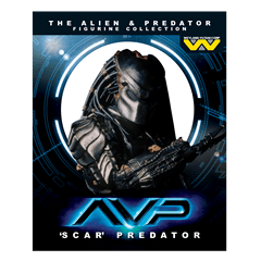 Scar Predator Figurine: Hero Collector - 3
