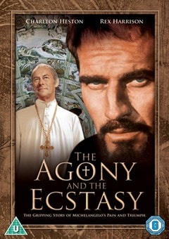 The Agony and the Ecstasy - 1
