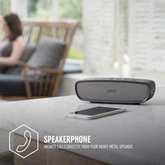 Jam Heavy Metal Bluetooth Speaker - 4