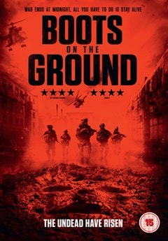 Boots On the Ground - 1