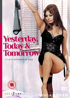 Yesterday, Today and Tomorrow - 1