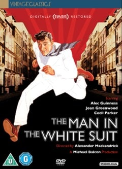 The Man in the White Suit - 1