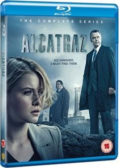 Alcatraz: The Complete Series - 2