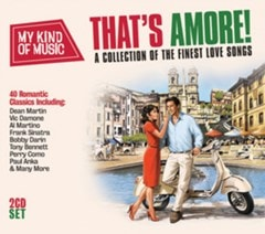 That's Amore!: A Collection of the Finest Love Songs - 1