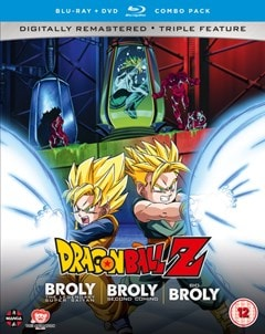 Dragon Ball Z Movie Collection Five: The Broly Trilogy - 1