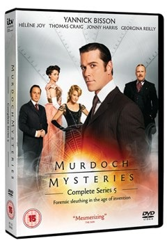 Murdoch Mysteries: Complete Series 5 - 2