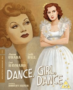 Dance, Girl, Dance - The Criterion Collection - 1
