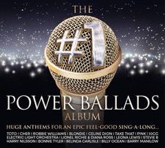 The #1 Album: Power Ballads - 1
