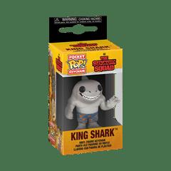 King Shark: Suicide Squad 2021 Pop Vinyl: Keychain - 2