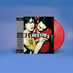 The Libertines (hmv Exclusive) the 1921 Centenary Edition Transparent Red Vinyl - 1