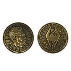 Elder Scrolls: Skyrim Limited Edition Coin - 2