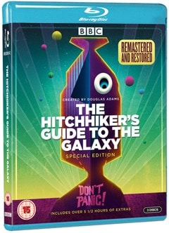 The Hitchhiker's Guide to the Galaxy: The Complete Series - 2