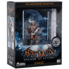 Zsasz Batman Arkham Asylum 1:16 Figurine With Magazine: Hero Collector - 1