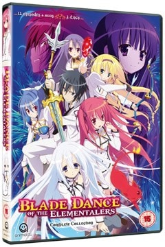 Blade Dance of the Elementalers: Complete Series One Collection - 1