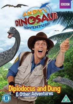 Andy's Dinosaur Adventures: Diplodocus and Dung - 1