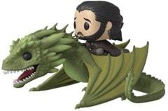 Jon Snow with Rhaegal (67) Game of Thrones: Pop Vinyl Rides - 1