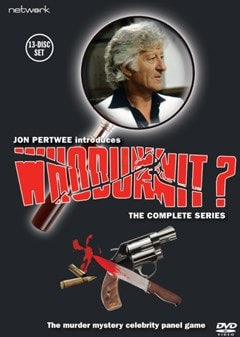 Whodunnit: The Complete Series - 1