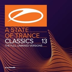 A State of Trance Classics: The Full Unmixed Versions - Volume 13 - 1