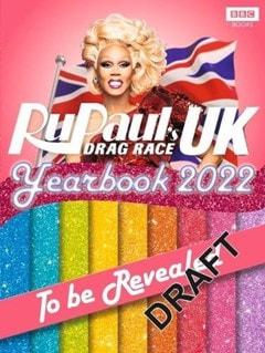 Drag Race Uk Yearbook 2022 (Hardback) - 1