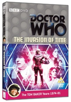 Doctor Who: The Invasion of Time - 1
