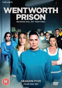 Wentworth Prison: Season Five - 1