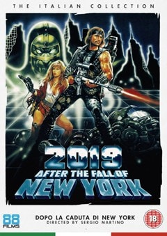 2019 - After the Fall of New York - 1