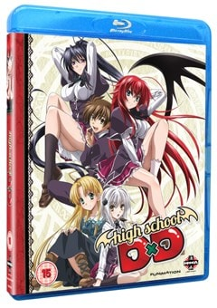 High School DxD: Complete Series 1 - 2