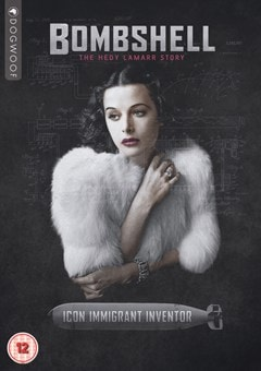 Bombshell: The Hedy Lamarr Story - 1