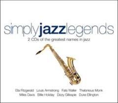 Simply Jazz Legends - 1