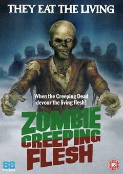 Zombie Creeping Flesh - 1