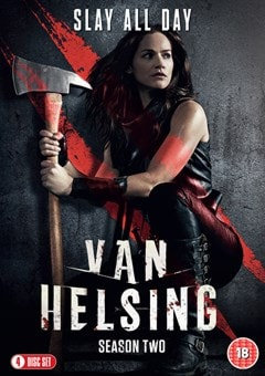 Van Helsing: Season Two - 1