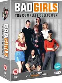 Bad Girls: The Complete Collection - 2