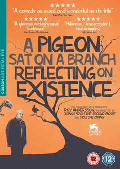 A Pigeon Sat On a Branch Reflecting On Existence - 1