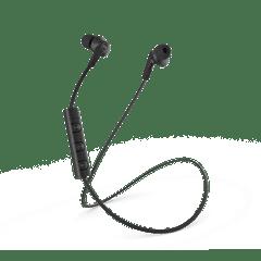 Mixx Audio Play Black Bluetooth Earphones - 1