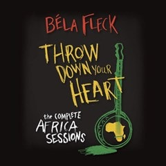 Throw Down Your Heart: The Complete Africa Sessions - 1