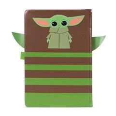 The Mandalorian: I'm All Ears (Green) Premium A5 Notebook - 3