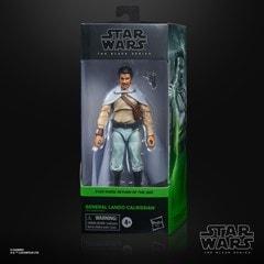 General Lando Calrissian: Return of the Jedi: Star Wars Black Series Action Figure - 6