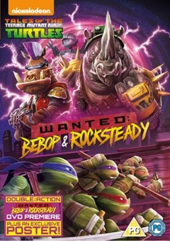 Teenage Mutant Ninja Turtles: Wanted - Bebop and Rocksteady - 1