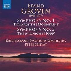Eivind Groven: Symphony No. 1 'Towards the Mountains'/... - 1