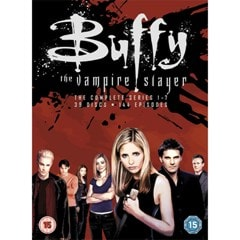 Buffy the Vampire Slayer: The Complete Series - 4
