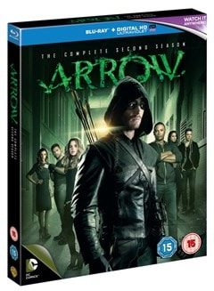 Arrow: The Complete Second Season - 2