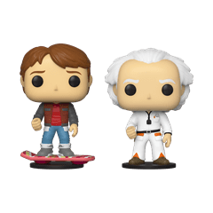 Funkoverse: Back To The Future - 100 Expandalone Strategy Game - 3