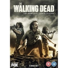 The Walking Dead: The Complete Eighth Season - 4