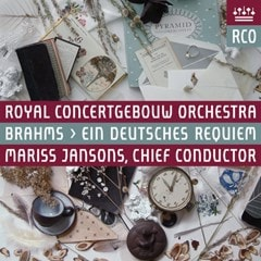 Brahms: Ein Deutsches Requiem - 1